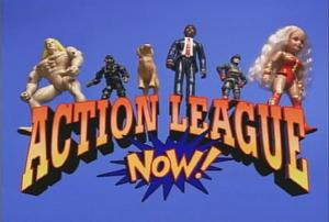 Action League NOW Logo