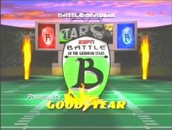 Battle of the Gridiron Stars