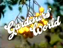 Gardeners' World L80s