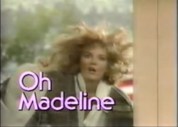 Oh Madeline 2nd Intro