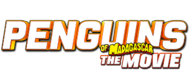 Penguins of Madagascar logo (home release)