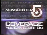 WCVB-TV's Newscenter 5 Video Open From 1996