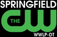 WWLP-DT2 The CW Springfield Logo (As Of April 1, 2015)
