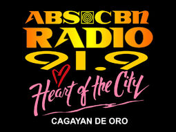 ABS-CBN Radio 91.9 Logo 1990s