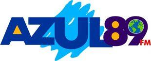 Azul 89 XHM-FM 1991