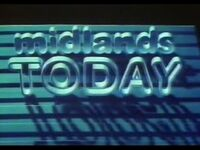 BBC Midlands Today 1983