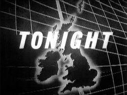 BBC Tonight title