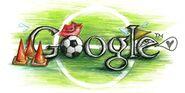 Doodle4Google Hong Kong Winner - World Cup