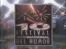 Festival Internacional del Humor 1993 logo