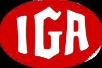 IGA first logo