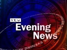ITV Evening News Titles (2001)