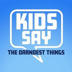 Kids Say the Darndest Things logo
