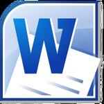 Logo-microsoft-word 2010