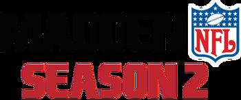 Madden NFL Season 2