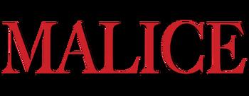 Malice-movie-logo