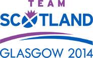 Team Scotland Logo2014