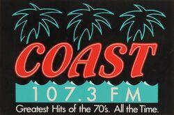 WCOF Coast 107.3