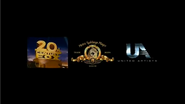 20th Century Fox MGM United Artists