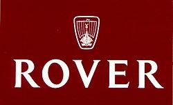 250px-Rover Group logo