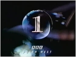 BBC 1 1991 South West