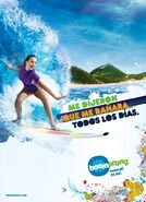 Boomerang surfista