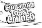 Cinnamon Toast Crunch Logo Storyboard