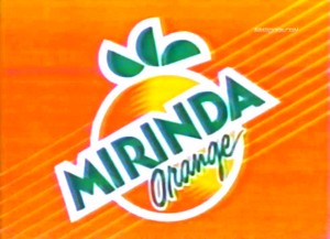 Comercial Mirinda Orange (1992)
