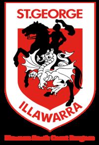 Illawarra South Coast Dragons Logo