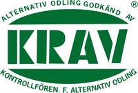 KRAV logo 1985