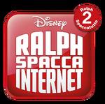 Ralph spacca internet logo