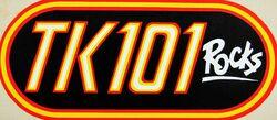 WTKX TK101 logo