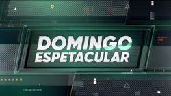 Domingo espetacular - RecordTV 2020