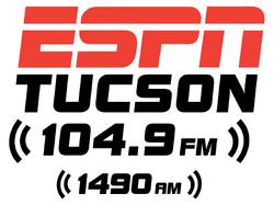 ESPN Tucson 104.9 FM 1490 AM KFFN