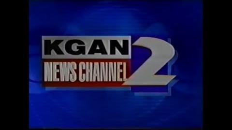 KGAN news opens
