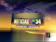 Kmex noticias 34 primera edicion package 2009
