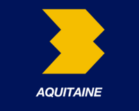 Logo FR3 Aquitaine 1986
