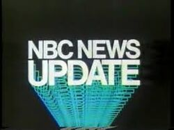 NBC News Update intro 1978