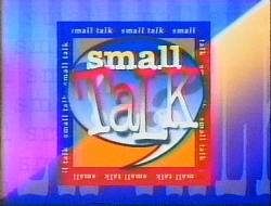 SmallTalkTitleLogo