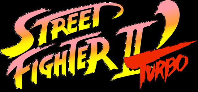 File:Street Fighter II Turbo logo.png