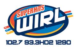 Superhits WIRL 102.7 FM 93.3HD2 1290 AM