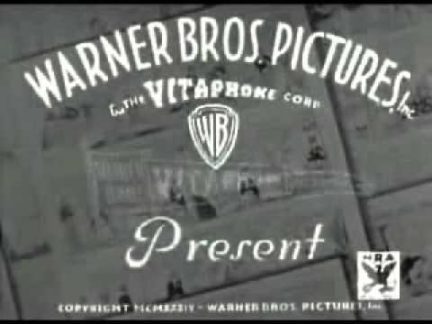 WB Logo (Harold Teen NRA Variant)