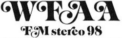 WFAA FM Dallas 1972