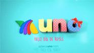 XHDF-TDT Azteca Uno (2020) Jan