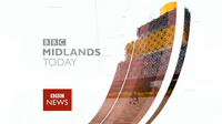 BBC Midlands Today 2017