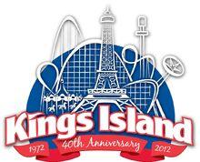 Ki 40th annivesary logo