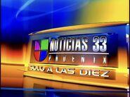 Ktvw noticias univision 33 phoenix 10pm package 2006