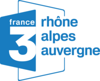 Logo France 3 RAA 2002