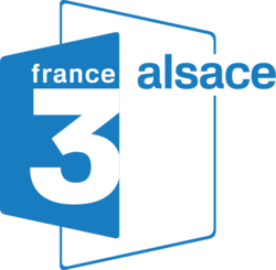 Logo France 3 alsace 2002