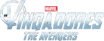 Marvel's The Avengers Alternative brazilian film logo