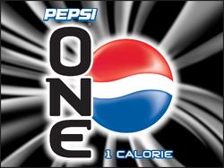 Pepsi One logo